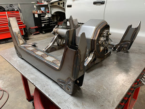 IFS JEEP Front suspension