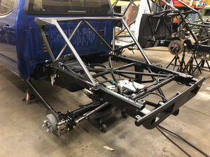 Chevy Colorado ZR2 Short course link kit with panhard bar