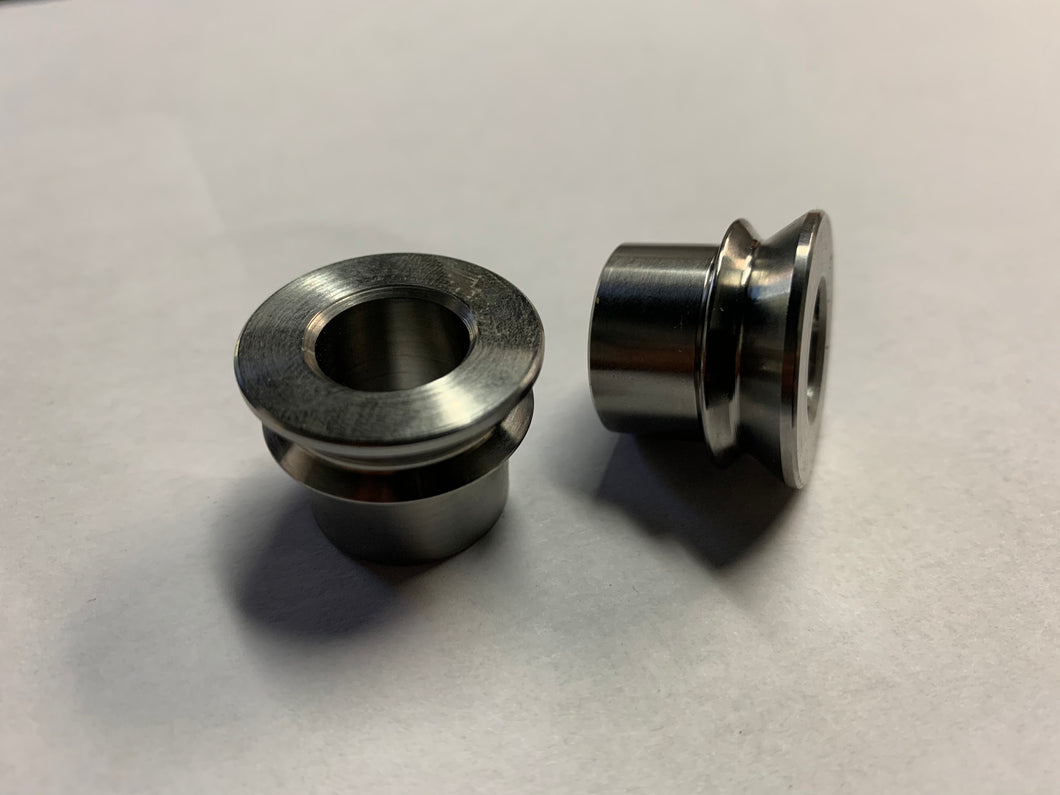 "Kibbetech 1.5"" stack misalignment for .750"" bore"
