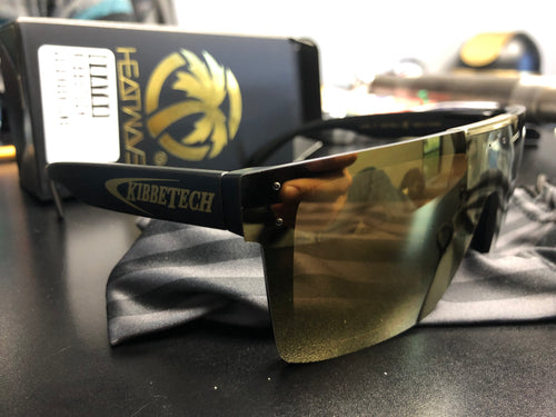 Kibbetech + Heat Wave Visual Sunglasses Quatro