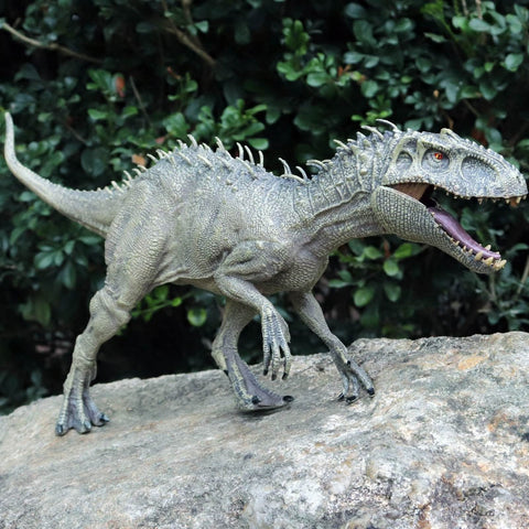 Indominus Rex Realistic Action Figure Model
