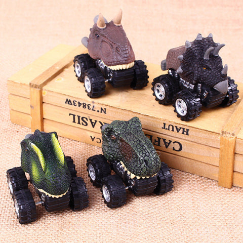 Dinosaur Mini Pullback Cars