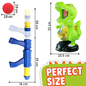 Dino Shooters Toy Set