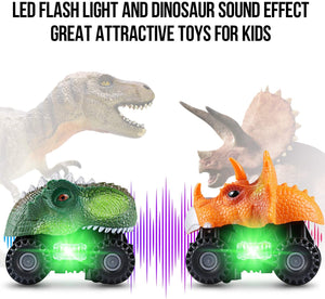 Dinosaur Roaring Led Off-Road