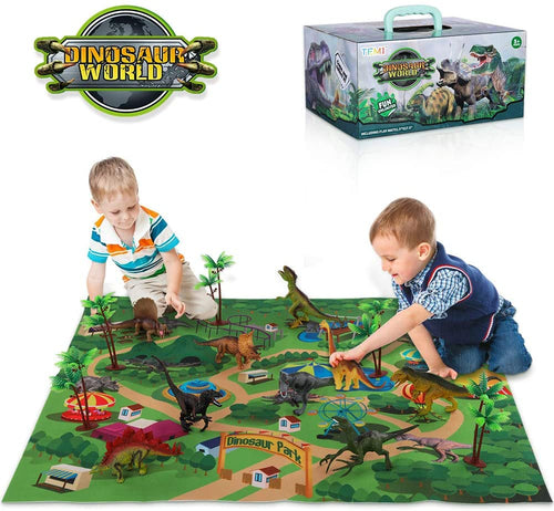 Dinosaur World Playset