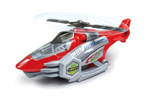 Transforming Dinosaur Led Helicopter