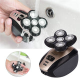 4D Electric Rechargeable 5 in 1 Shaver