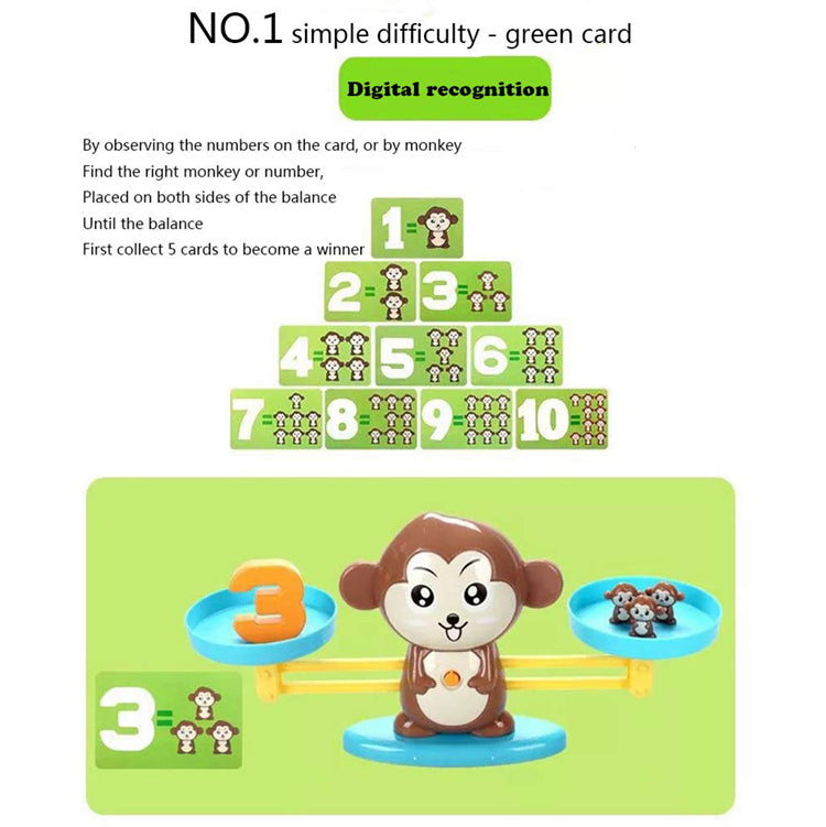 Math Skills Boosting Educational Toy