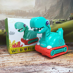 Electric Cartoon Dragon Light music Toy