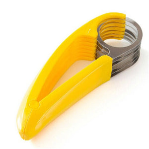 Fruit & Veggie Stainless Steel Slicer