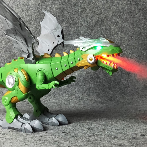 Walking Dinosaur-Dragon Hybrid Toy