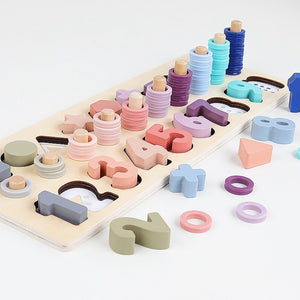 Montessori Board Educational Toy