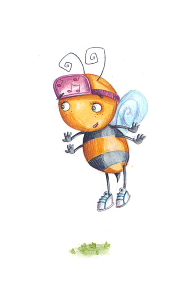 B is for Betsy Bee