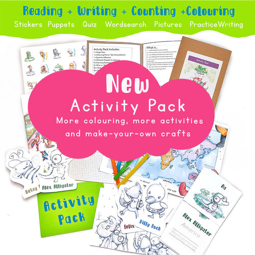 New Activity Pack