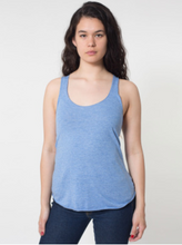 Load image into Gallery viewer, non-binary ; Women's Tri-Blend Racerback Tank