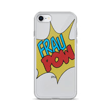 Load image into Gallery viewer, Frau Pow ; iPhone Case