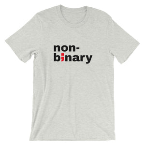 non-binary ; Short-Sleeve Unisex T-Shirt