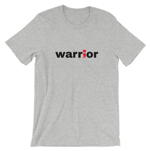 warrior ; Short-Sleeve Unisex T-Shirt