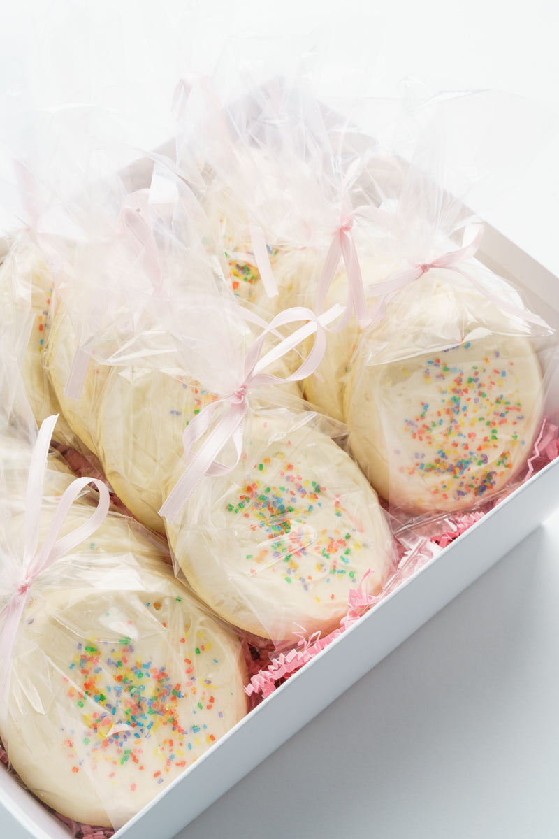Sugar Cookie Basket