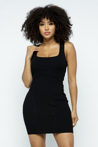 Dasia Mini Dress - Black