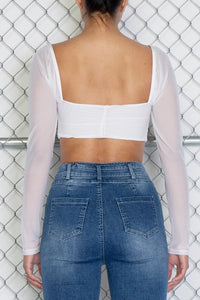 Neda Crop Top