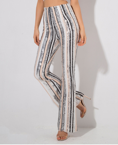LeRoux High Waist Pants