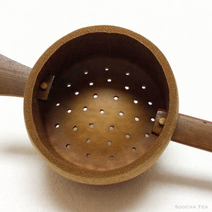Bamboo Strainers