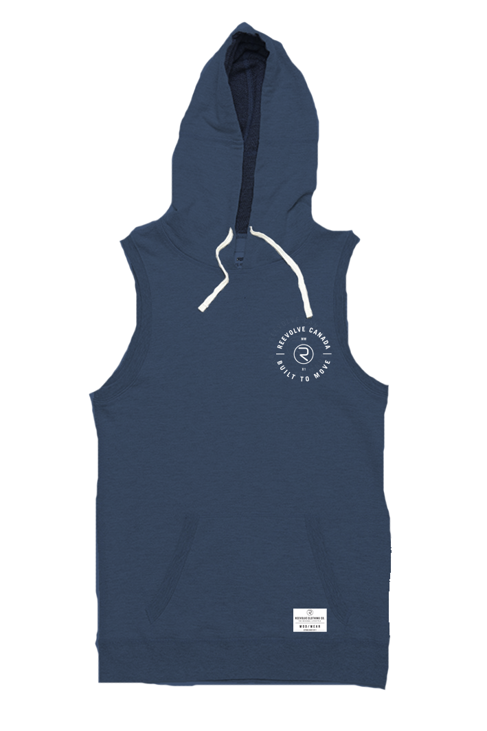 Movement - Women's Sleeveless Pullover Hoodie