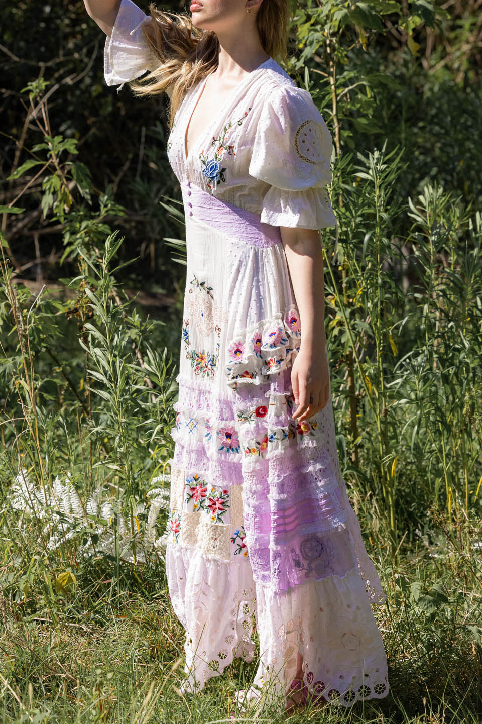 Tea With Fillyboo - Maxi Dress