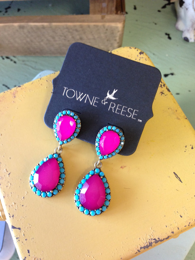 Savannah Earring (pink)