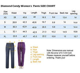 Diamond Candy Women's Lightweight Quick-Dry Hiking Mountaineering Softshell Outdoor Activewear Pants Khaki