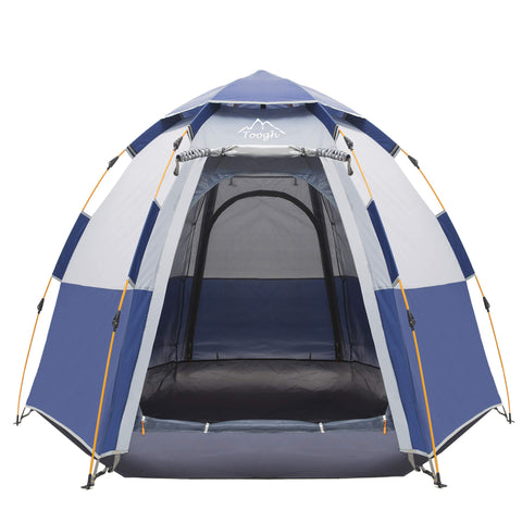 Toogh 3-4 Person Camping Tent Pop-Up Tent