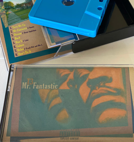 T3 - Mr. Fantastic EP - Limited Edition cassette