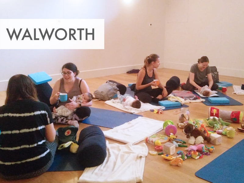 Lost in Yoga Postnatal