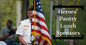 Heroes' Pantry Lunch Sponsor