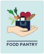 Donate to the Food Pantry with a Monthly Gift