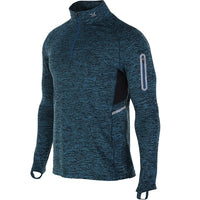 Long Sleeve Compression Running Shirt