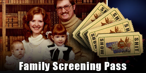 Family Screening Pass - 4 Tickets