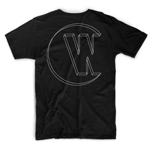 Load image into Gallery viewer, Halflight T-Shirt - Black