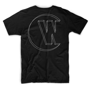 Halflight 'THIS IS OUR TIME' T-Shirt - Black