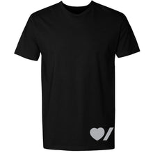 Load image into Gallery viewer, Heart & Stroke Limited Edition Silver Heart Adult Unisex Tee