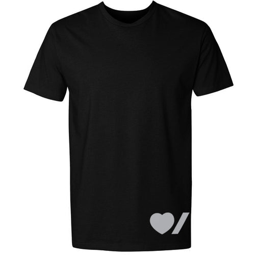 Heart & Stroke Limited Edition Silver Heart Adult Unisex Tee