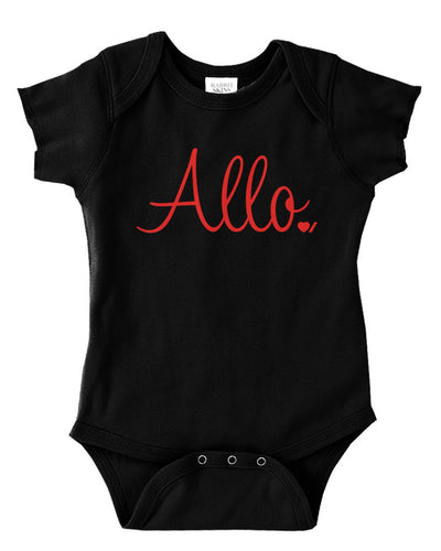 Heart & Stroke Limited Edition Allo Infant Bodysuit