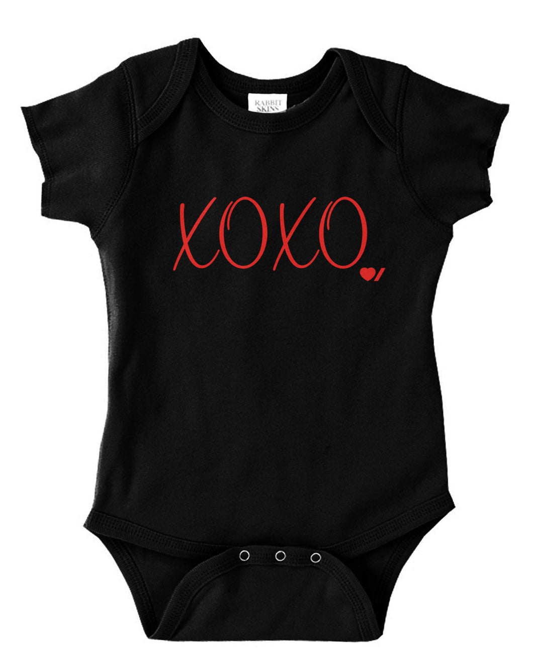 Heart & Stroke Limited Edition XOXO Infant Bodysuit