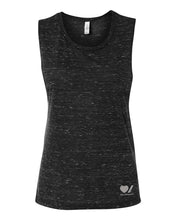 Load image into Gallery viewer, Heart & Stroke Limited Edition MoreMoments Women's Muscle Tank