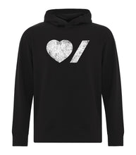 Load image into Gallery viewer, Heart & Stroke Limited Edition Distressed Adult Unisex Pullover Hoodie