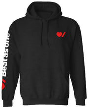 Load image into Gallery viewer, Heart & Stroke Limited Edition Beat as one Hoodie
