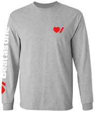 Load image into Gallery viewer, Heart & Stroke Limited Edition Beat as one Long Sleeve Shirt
