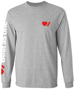 Heart & Stroke Limited Edition Beat as one Long Sleeve Shirt