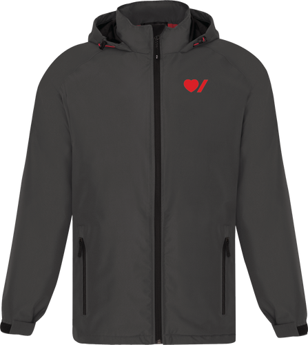 Heart & Stroke Classic Men's All Season Mesh Jacket